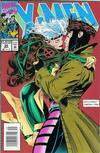Cover Thumbnail for X-Men (1991 series) #24 [Newsstand Edition]