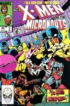 Cover for The X-Men and the Micronauts (Marvel, 1984 series) #2