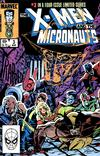Cover Thumbnail for The X-Men and the Micronauts (1984 series) #3 [Direct Edition]