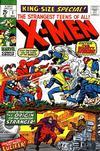Cover for X-Men Annual (Marvel, 1970 series) #1
