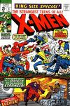 Cover for X-Men Annual (Marvel, 1970 series) #1
