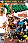 Cover for X-Men Annual (Marvel, 1970 series) #3 [Direct]