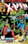 Cover for X-Men Annual (Marvel, 1970 series) #4 [Direct]