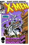 Cover for X-Men Annual (Marvel, 1970 series) #9 [Direct]