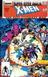 Cover for X-Men Annual (Marvel, 1970 series) #12 [Direct]