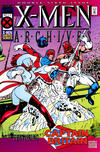 Cover for X-Men Archives Featuring Captain Britain (Marvel, 1995 series) #4