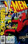 Cover for X-Men: The Early Years (Marvel, 1994 series) #2