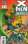 Cover for X-Men Unlimited (Marvel, 1993 series) #6