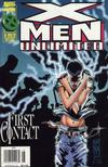 Cover for X-Men Unlimited (Marvel, 1993 series) #8 [Newsstand]