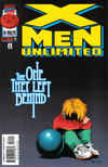 Cover for X-Men Unlimited (Marvel, 1993 series) #14 [Direct Edition]