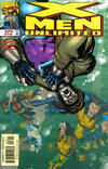 Cover for X-Men Unlimited (Marvel, 1993 series) #18 [Direct Edition]