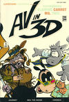 Cover for A-V in 3-D (Aardvark-Vanaheim, 1984 series) #1