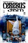 Cover for Cerebus Jam (Aardvark-Vanaheim, 1985 series) #1