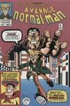 Cover for normalman (Aardvark-Vanaheim, 1984 series) #2