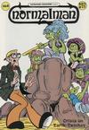 Cover for normalman (Aardvark-Vanaheim, 1984 series) #4