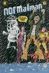 Cover for normalman (Aardvark-Vanaheim, 1984 series) #7