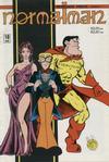 Cover for normalman (Renegade Press, 1985 series) #10