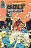 Cover for Bolt and Starforce Six (AC, 1984 series) #1
