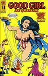 Cover for Good Girl Art Quarterly (AC, 1990 series) #11