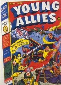 Cover Thumbnail for Young Allies (Marvel, 1941 series) #3