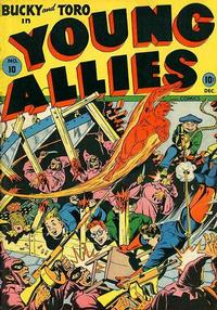 Cover Thumbnail for Young Allies (Marvel, 1941 series) #10