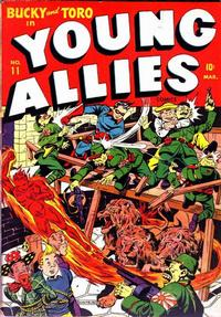 Cover Thumbnail for Young Allies (Marvel, 1941 series) #11