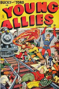 Cover Thumbnail for Young Allies (Marvel, 1941 series) #18