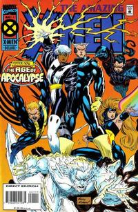 Cover Thumbnail for Amazing X-Men (Marvel, 1995 series) #1 [Direct Edition]