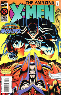 Cover Thumbnail for Amazing X-Men (Marvel, 1995 series) #3 [Direct Edition]