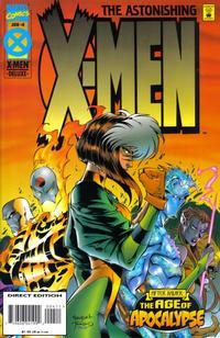 Cover Thumbnail for Astonishing X-Men (Marvel, 1995 series) #4