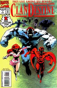 Cover Thumbnail for ClanDestine (Marvel, 1994 series) #1