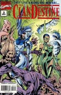 Cover Thumbnail for ClanDestine (Marvel, 1994 series) #3