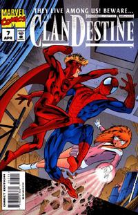 Cover Thumbnail for ClanDestine (Marvel, 1994 series) #7