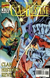 Cover Thumbnail for ClanDestine (Marvel, 1994 series) #8