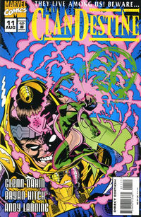 Cover Thumbnail for ClanDestine (Marvel, 1994 series) #11