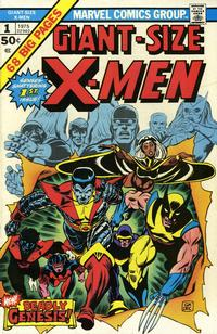 Cover Thumbnail for Giant-Size X-Men (Marvel, 1975 series) #1