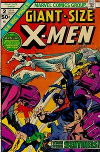 Cover Thumbnail for Giant-Size X-Men (Marvel, 1975 series) #2