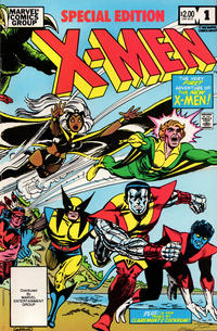 Cover Thumbnail for Special Edition X-Men (Marvel, 1983 series) #1