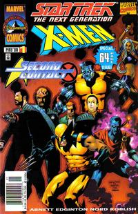 Cover Thumbnail for Star Trek / X-Men: 2nd Contact (Marvel, 1998 series) #1