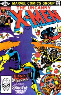 Cover Thumbnail for The Uncanny X-Men (Marvel, 1981 series) #148 [Direct Edition]