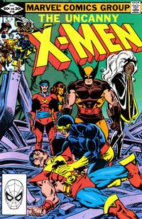 Cover Thumbnail for The Uncanny X-Men (Marvel, 1981 series) #155