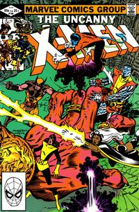 Cover Thumbnail for The Uncanny X-Men (Marvel, 1981 series) #160 [Direct]
