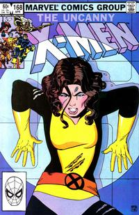 Cover Thumbnail for The Uncanny X-Men (Marvel, 1981 series) #168