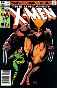 Cover Thumbnail for The Uncanny X-Men (Marvel, 1981 series) #173
