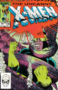 Cover Thumbnail for The Uncanny X-Men (Marvel, 1981 series) #176 [Direct Edition]