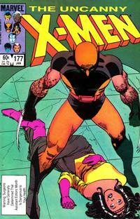 Cover Thumbnail for The Uncanny X-Men (Marvel, 1981 series) #177
