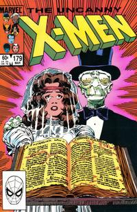Cover Thumbnail for The Uncanny X-Men (Marvel, 1981 series) #179