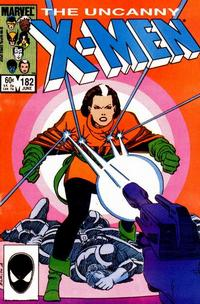 Cover Thumbnail for The Uncanny X-Men (Marvel, 1981 series) #182 [Direct Edition]