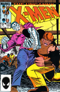 Cover Thumbnail for The Uncanny X-Men (Marvel, 1981 series) #183 [Direct Edition]