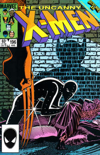 Cover Thumbnail for The Uncanny X-Men (Marvel, 1981 series) #196